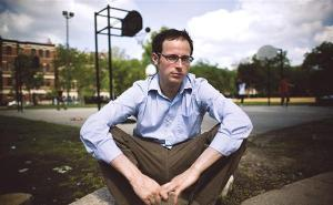 Nate Silver, in Newsweek photo by Carlos Javier Ortiz/Rapport