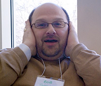 Bob Gough, at RJICollaboratory Talkfest, January 21, 2009