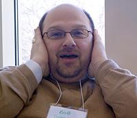 Bob Gough, at RJICollaboratory Talkfest, January 21, 2009